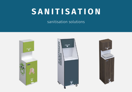Covid 19 Compliant Sanitisation Systems