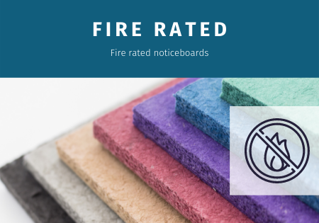 Fire Rated Notice Boards