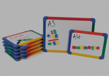 Mini Whiteboards and Lapboards