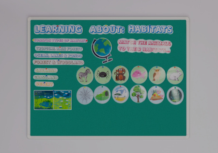 Whiteboards and Notice Boards