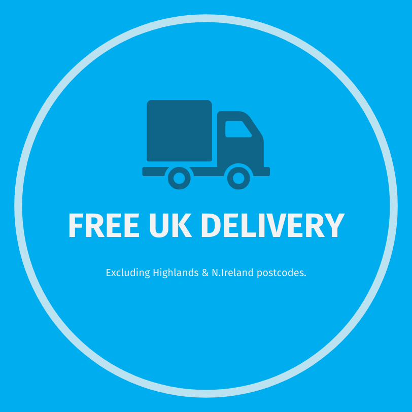free delivery banner outlining new delivery savings on the website
